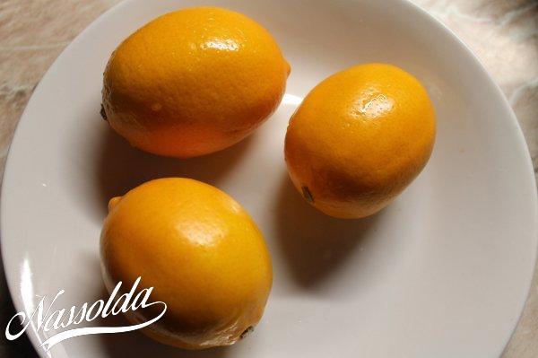 Meyer citrom