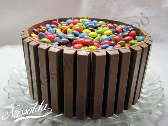 KitKat torta
