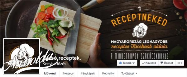 recept face